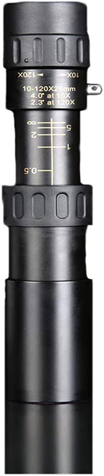 ZLHY Single Lens Telescope Hd Night Vision Mobile Phone Camera Telescope Portable Pocket Mini Single Eye Single Hole Adjustable Mini Portable