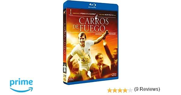 Carros De Fuego - Bluray [Blu-ray]: Amazon.es: Ben Cross ...