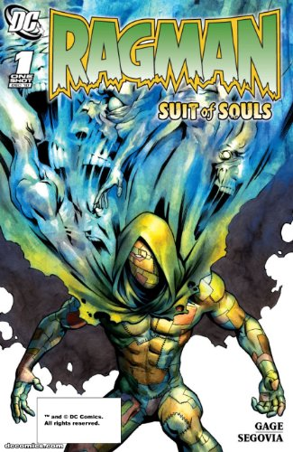 Ragman Suit Of Souls #1 (One Shot)
