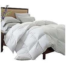 All Season Down Alternative King Comforter, White