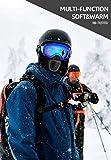 ROCK BROS Balaclava Men Windproof Ski Mask Cold