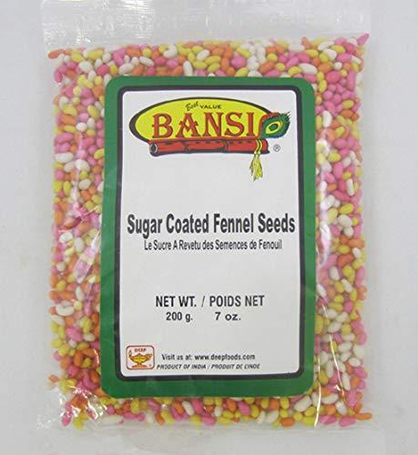 Sugar Coated Fennel Seeds 7oz
