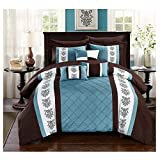 Chic Home Clayton 10 Piece Comforter Set