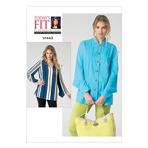 Ladies Blouse Patterns - 2