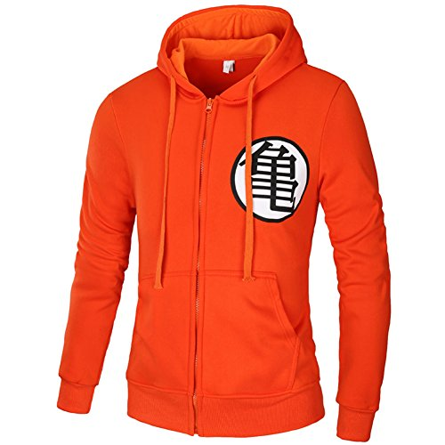 Capuche Fulanda À Sweat shirt Orange Homme AAq8p4
