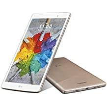 T-Mobile LG G Pad X 8.0 Android Tablet (Gold), 802.11ac Wi-Fi, 4G LTE, Bluetooth 4.2