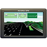 TTC769060 - TELETYPE 769060 WorldNav 7690 High-Resolution 7 Truck GPS with Bluetooth(R)