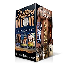 Shifters in Love Boxed Set (BBW Shapeshifter Romance: 3 Book Set)