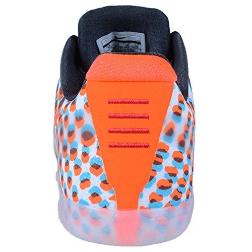 Grau Mehrfarbig Kobe cool Total 44 Eu Herren Blue Basketballschuhe Xi Nike Crimson-chlorine Grey