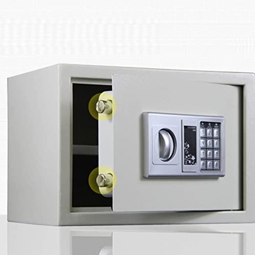 XSWZAQ-hz Caja Fuerte de la Pared electrónica del hogar Caja ...