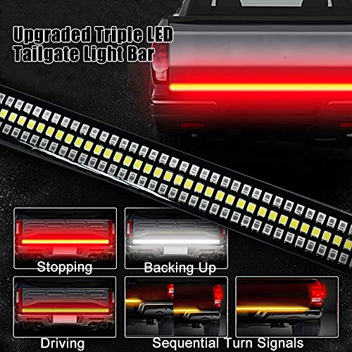 Flat Led Tail Lights in US - 7