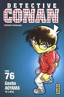 Détective Conan, tome 76 par Aoyama