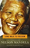 Book cover for Long Walk to Freedom: The Autobiography of Nelson Mandela