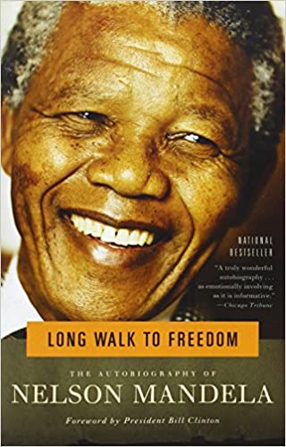 best biography books : Long Walk to Freedom
