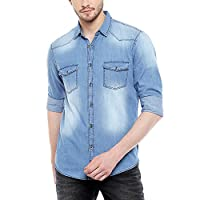 Dennis Lingo Men's Denim Medium Blue...