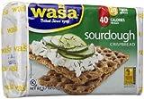 Wasa Sourdough Rye Crispbread, 9.7 oz by Wasa