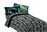 Universal Jurassic World Biggest Growl Microfiber Sheet Set, Twin