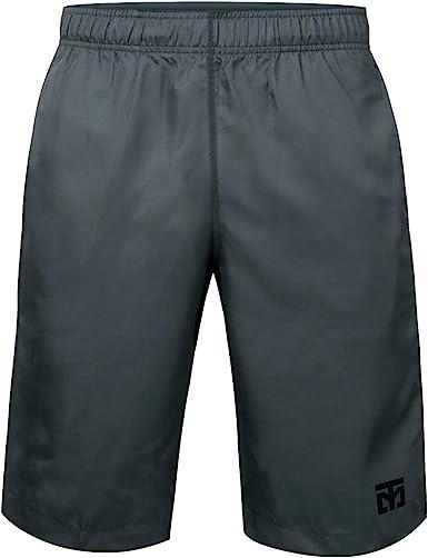 Taekwondo TKD Mooto Woven Shorts Black