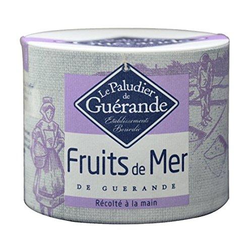 Fleurs de mail de Guerande Guerande of salt ''sea of ??fruit'' BOX containing 125g