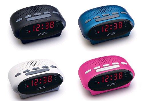 Ices ICR-210 Radio Radio-réveil  Amazon.fr  Lecteurs MP3   Casques 042992ec9b95