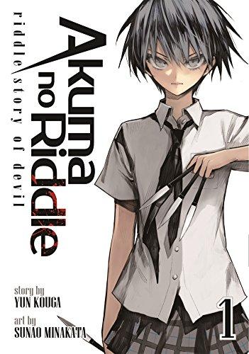Akuma no Riddle Vol. 1: Riddle Story of Devil (Akuma no Riddle: Riddle Story of Devil)