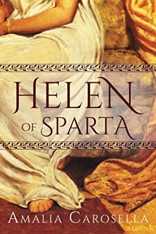 book cover of Helen of Sparta