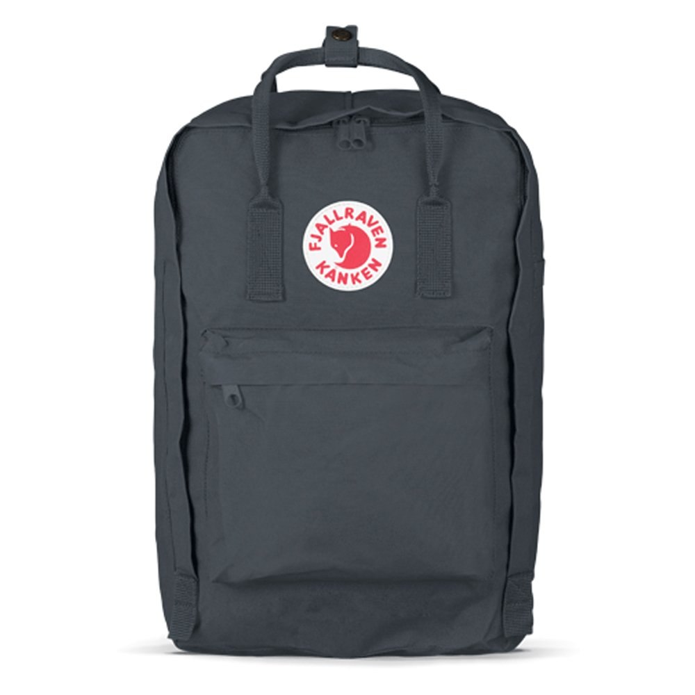 Fjallraven - Kanken Laptop 17'' Backpack for Everyday, Graphite