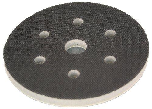 Interface-pad para plato de lija plato de pulido soporte giratorio para velcro-sistemas DFS Bosch Suave colch/ón de di/ámetro 150 mm 6-agujero