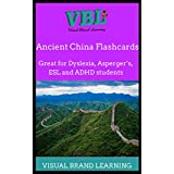 Ancient China Study Guides: Great Students with Dyslexia, ADHD, Asperger's, and ESL learners