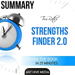 Summary: Tom Rath's StrengthsFinder 2.0