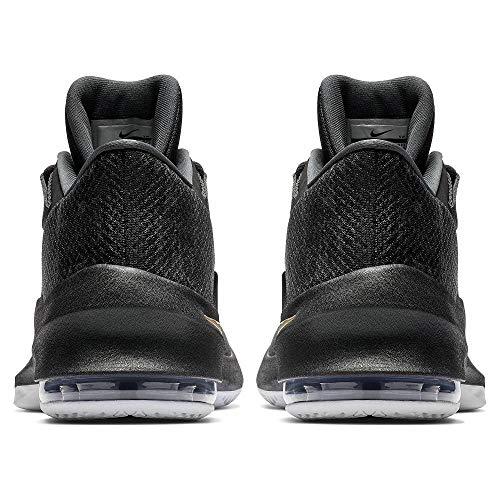 Hombre Max Infuriate Black 2 Air Mid De Para Zapatos Nike Baloncesto gzFpx5qwq