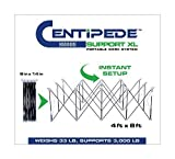 Centipede Tool K200 Support XL 15 Strut Expandable 4' X 8' Portable Sawhorse and Work System Kit
