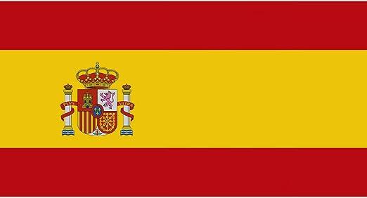 Oedim Bandera de España 85x150cm | Reforzada y con Pespuntes ...