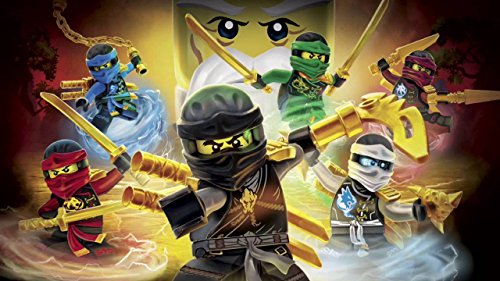 Buy ninjago cake topper edible