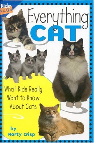 Everything Cat (Kids Faqs) by Cool Springs Press
