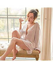BodysuitsLingerie setsSexy chiffon wit overhemd plus size sexy lingerie vrouwelijk uniform