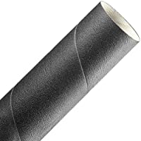 A&H Abrasives 140339, 10-pack, Sanding Sleeves, Silicon Carbide, Spiral Bands, 2x3 Silicon Carbide 60 Grit Spiral Band