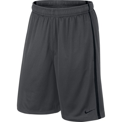 Nike Monster Mesh Short - Small - Anthracite/Black