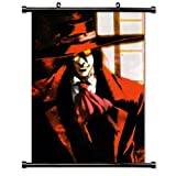 1 X Hellsing Anime Fabric Wall Scroll Poster (16