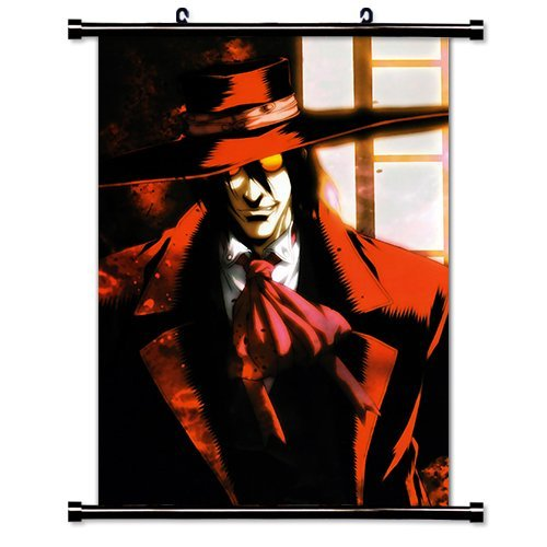 ActRaise 1 X Hellsing Anime Fabric Wall Scroll Poster (16