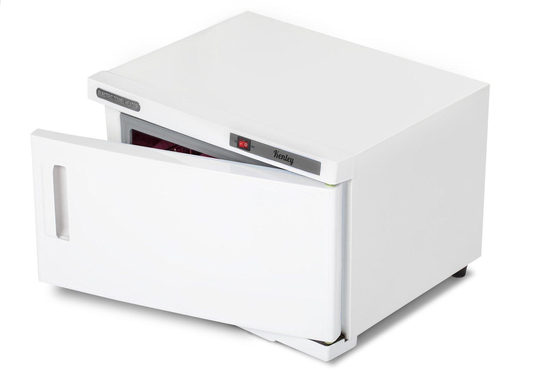 Kenley 16L Chauffe Serviettes UV Stérilisateur Étuve pour Salon Studio Spa
