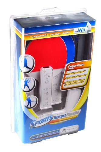 Wii Sports Resort Active Motion Bundle Kit by Penguin United
