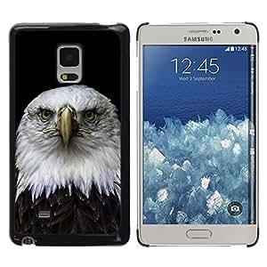 EJOY---Cubierta de la caja de protección la piel dura para el / Samsung Galaxy Mega 5.8 / --Hermoso Águila Falcon Hawk