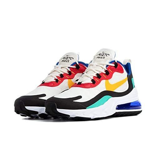 100% high quality on sale good texture Nike Air Max 270 React Bauhaus: Amazon.co.uk: Shoes & Bags