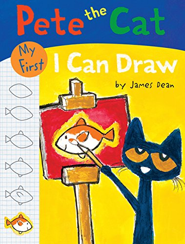 Download Pete the Cat: My First I Can Draw pdf
