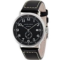 Hamilton Khaki Navy Pioneer Automatic Black Dial Men's Watch