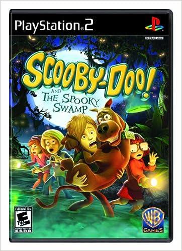 Scooby doo video games