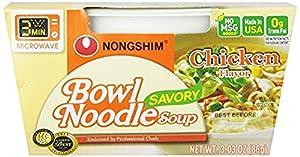 Nongshim Bowl Noodle Soup by Nongshim