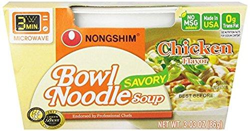 NongShim Bowl Noodle Soup