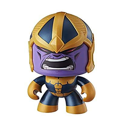 Marvel Mighty Muggs Thanos #12: Hasbro: Toys & Games